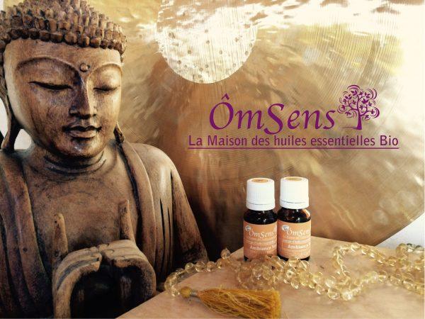 huiles essentielles et meditation